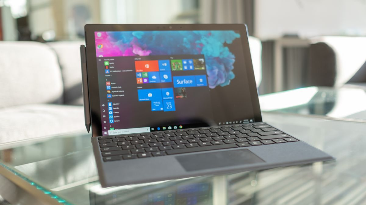 How to use Windows 10's Tablet Mode: Page 2 | TechRadar