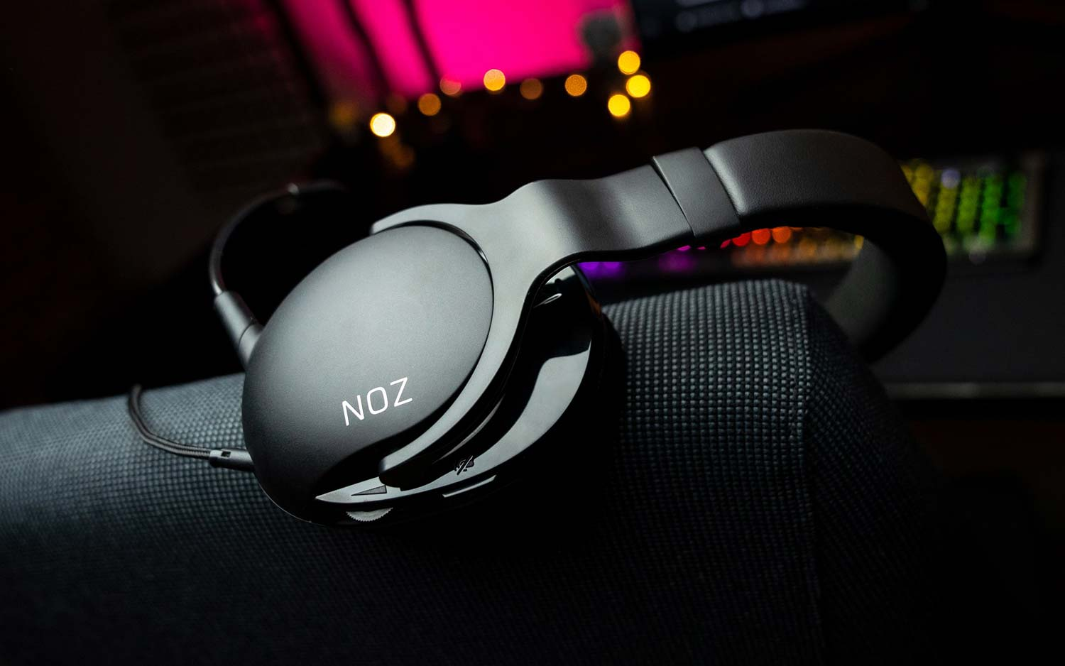 Roccat Noz Gaming Headset Review: Good Enough for the Price