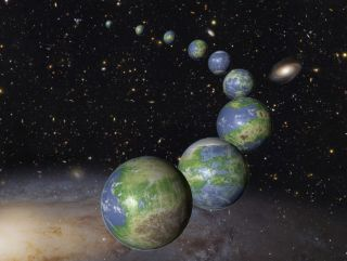 Innumerable Earth-Like Planets