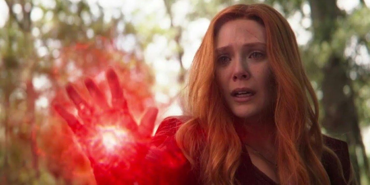 Elizabeth Olsen - Avengers: Infinity War