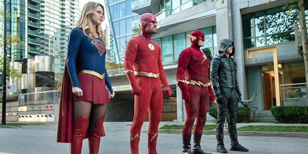 The CW, Arrow-verse