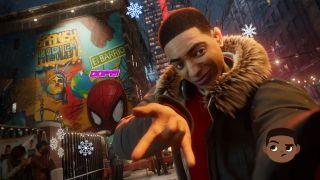 Spider-Man: Miles Morales photo mode