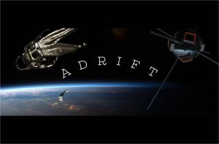 Adrift Space Junk Project: Poster