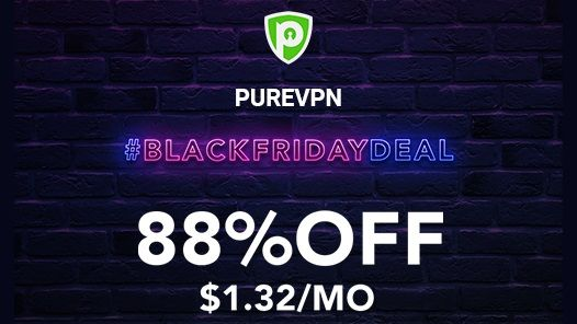 Hot VPN deal alert: You can now get a massive 88% off the price of PureVPN