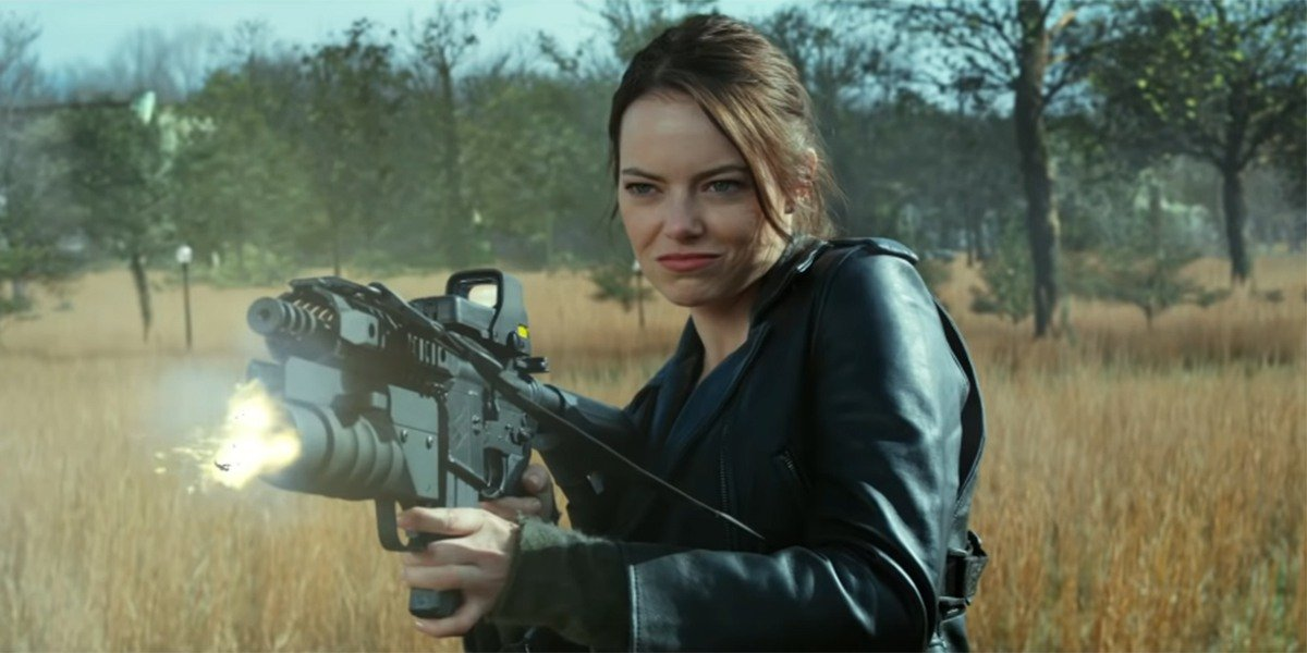 Emma Stone - Zombieland: Double Tap