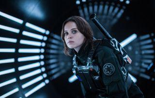 Rogue One A Star Wars Story Felicity Jones Jyn Erso