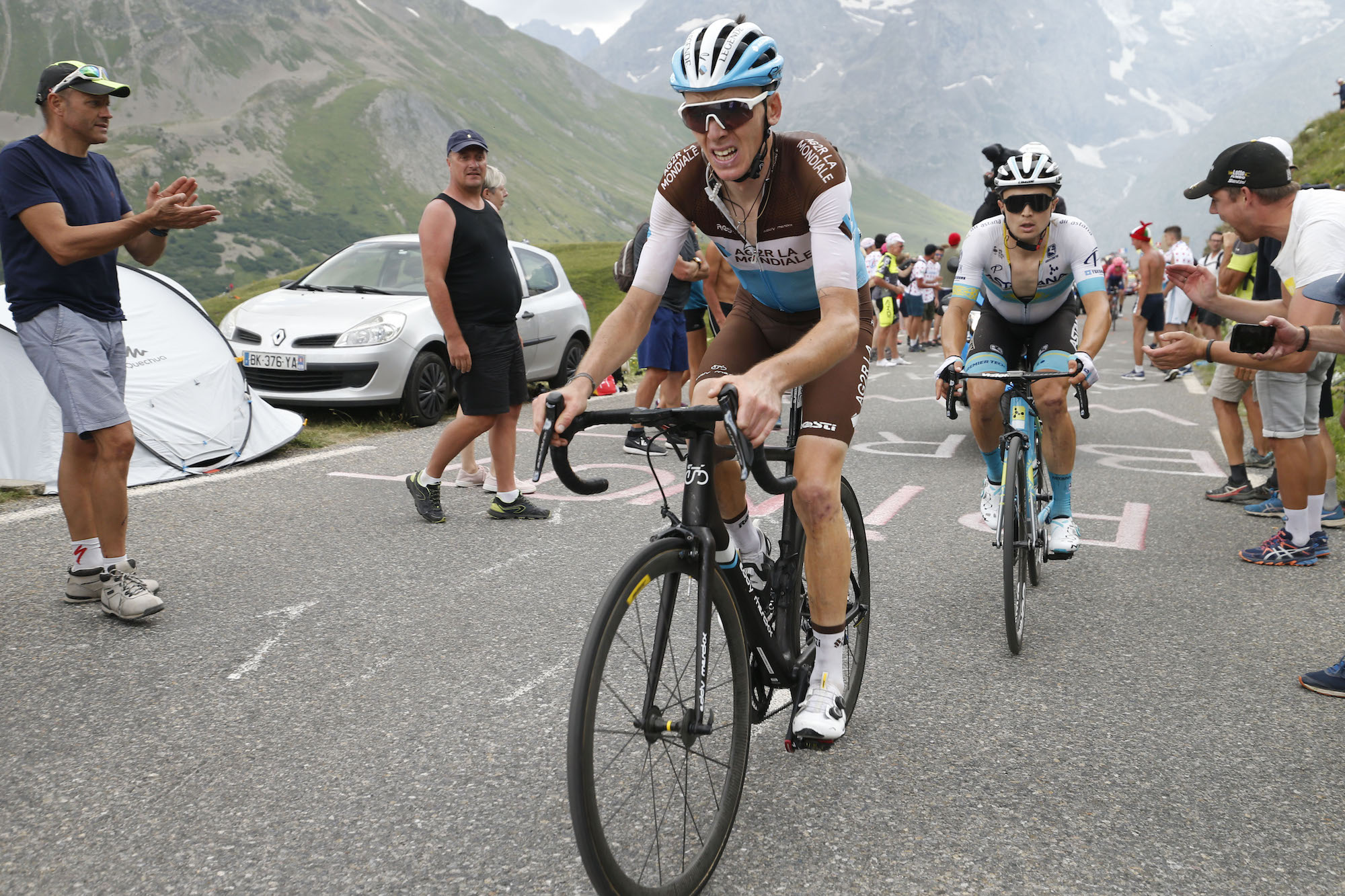 Romain Bardet to ride Giro d'Italia and miss Tour de France in 2020