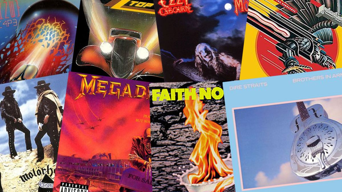 The 50 best albums of the 80s | Louder