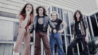 Van Halen in 1978