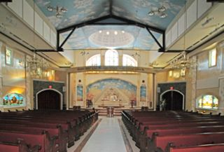 St. Mary's Gets New EAW Loudspeakers
