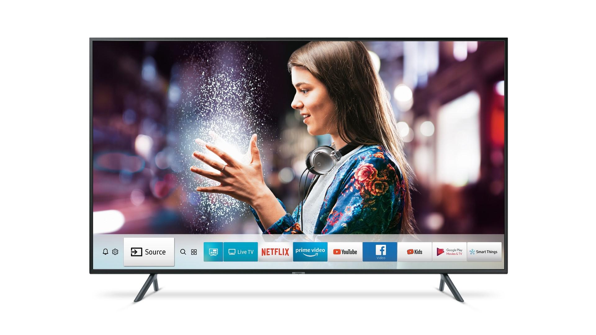 Samsung announces refreshed Smart TV range in India | TechRadar