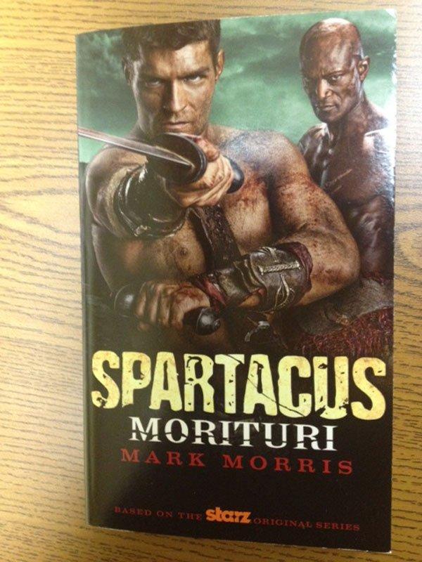 """""""Spartacus"""
