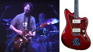 """Chris Cornell 1966 """"Superunknown"""" Fender Jazzmaster"""