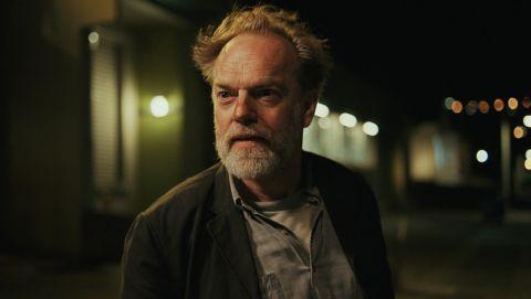 Hugo Weaving in 'Mr. Corman'.