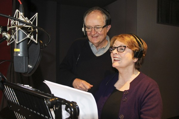 Jim Broadbent and Brenda Blethyn