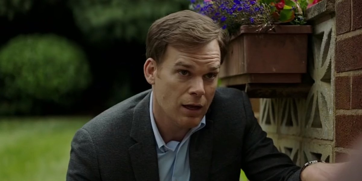 Michael C. Hall on Safe