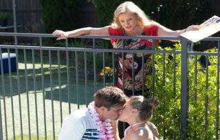 Neighbours, Kyle Canning, Sheila Canning, Chloe Brennan