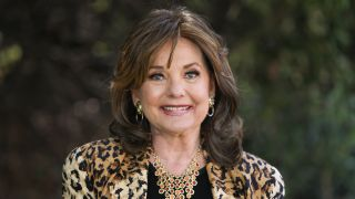 """Actress Dawn Wells visits Hallmark Channel's """"Home & Family"""" at Universal Studios Hollywood on Sept. 30, 2019 in Universal City, California."""