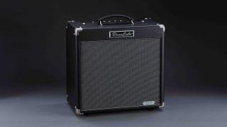 roland unveils blues cube hot 39 british el84 modified 39 musicradar. Black Bedroom Furniture Sets. Home Design Ideas