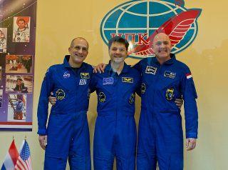 Expedition 30 Soyuz Crew