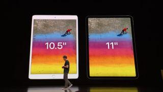 iPad Pro 2018 vs iPad Pro 2017