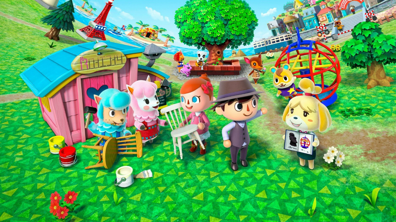 Image result for Animal Crossing saw our gaming future back in 2001