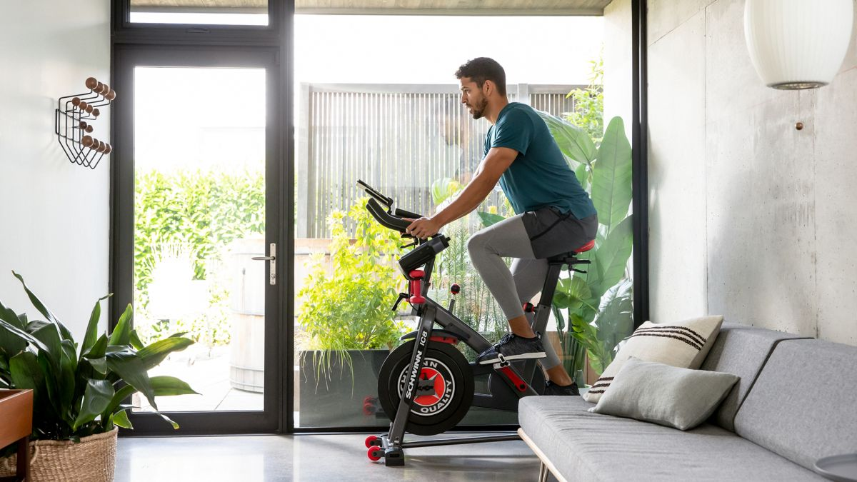 Schwinn IC8 review: a Peloton-friendly exercise bike that's not at all intimidating to use