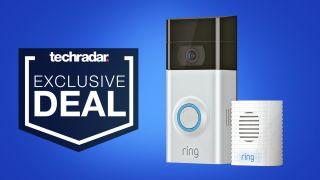 Ring doorbell bundle