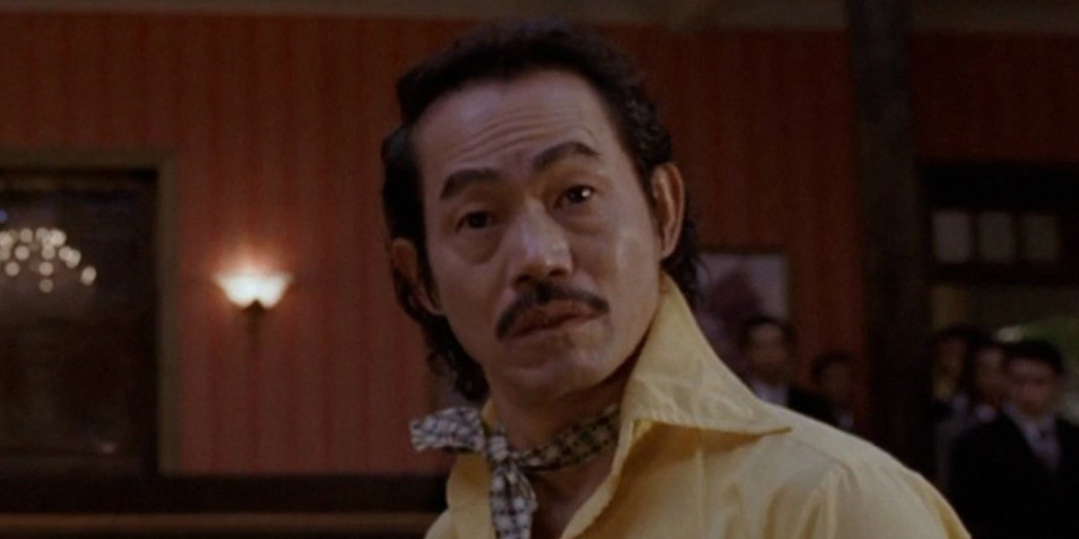 Shang-Chi and the Legend of the Ten Rings' Yuen Wah in Kung Fu Hustle