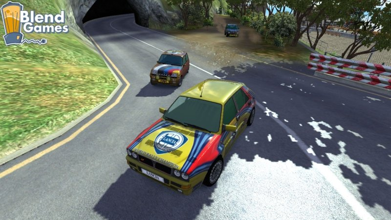 Konami's GTI Club Exclusively Available On PS3 #5154
