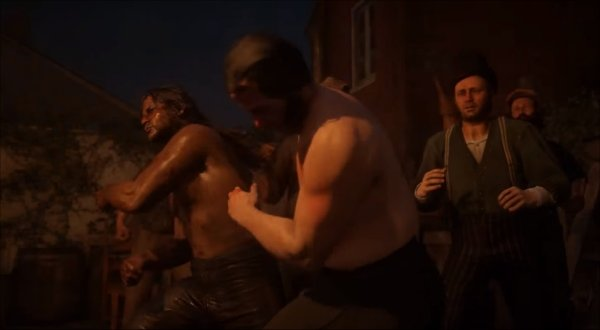 Red Dead Redemption 2 - Bare-Knuckle Brawls