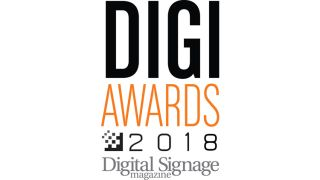 2018 DIGI Award Winners Announced – Best Digital Signage Applications and Products