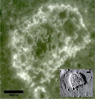 Moon Burps Reveal Volcanic Activity