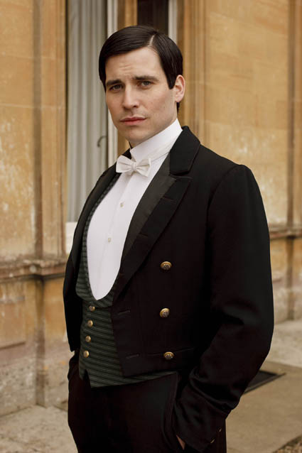 Rob James-Collier: 'The devil has the best tunes!'