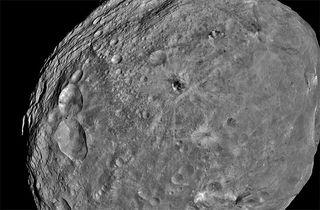 Vesta's Disk