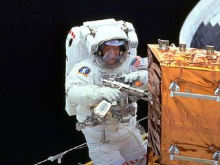 Space Tools: Off the Shelf, Onto the Shuttle
