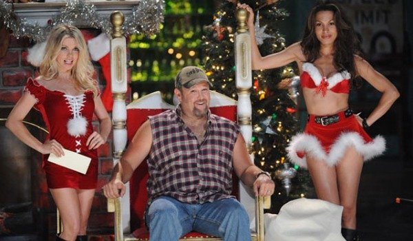 jingle all the way 2 trailer features larry the cable guy