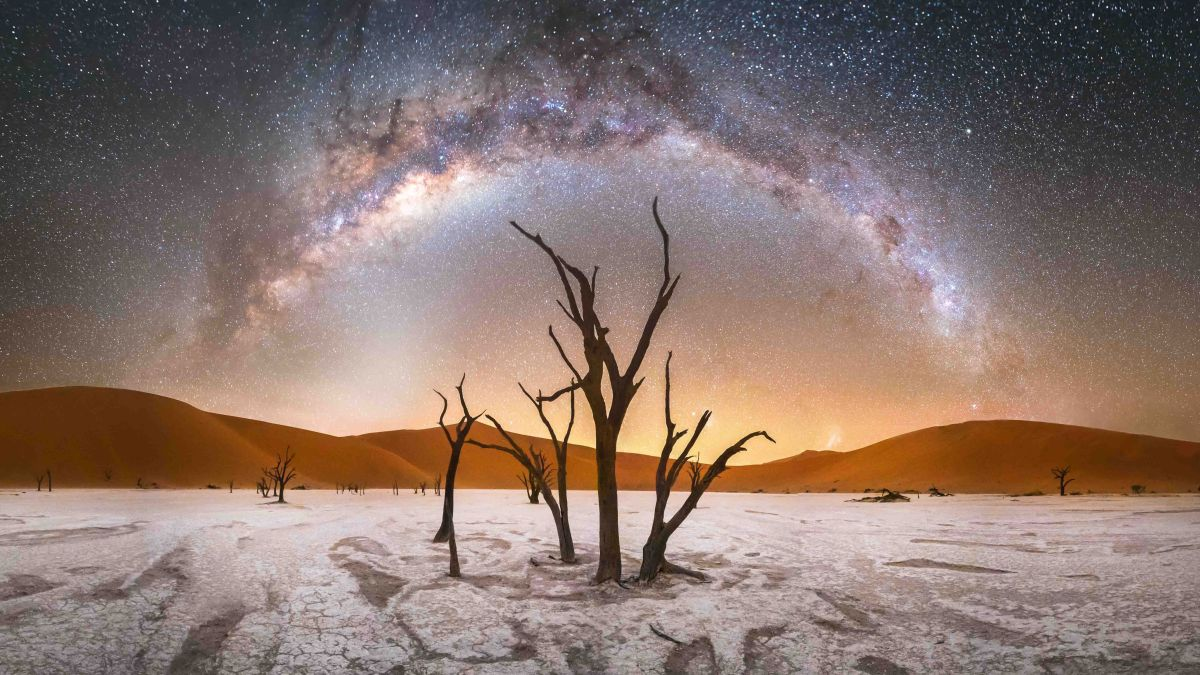 APOTY competition unveils the best astro photography from People's Choice award