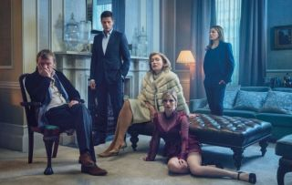 Upcoming TV Shows for 2018 - James Norton McMafia