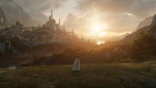 the lord of the rings amazon prime show