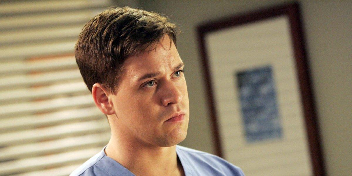 T.R. Knight on Grey's Anatomy