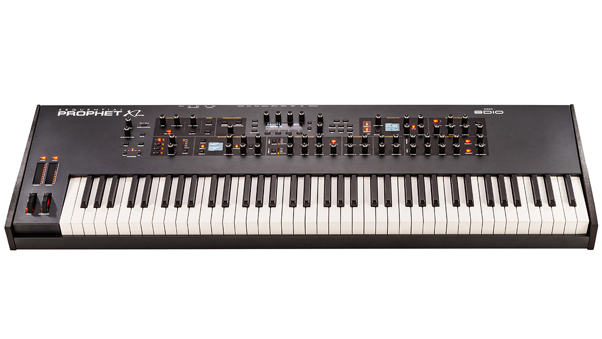 Sequential's Prophet X hybrid synth goes extra large with new XL version