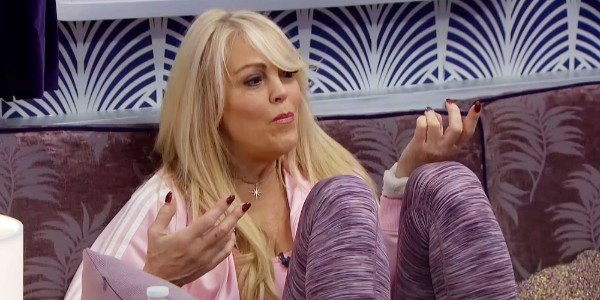 Dina Lohan - Celebrity Big Brother