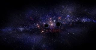 axion stars or black holes
