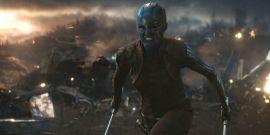 Guardians Of The Galaxy's Karen Gillan Admits Sucking At Action Before Playing Nebula