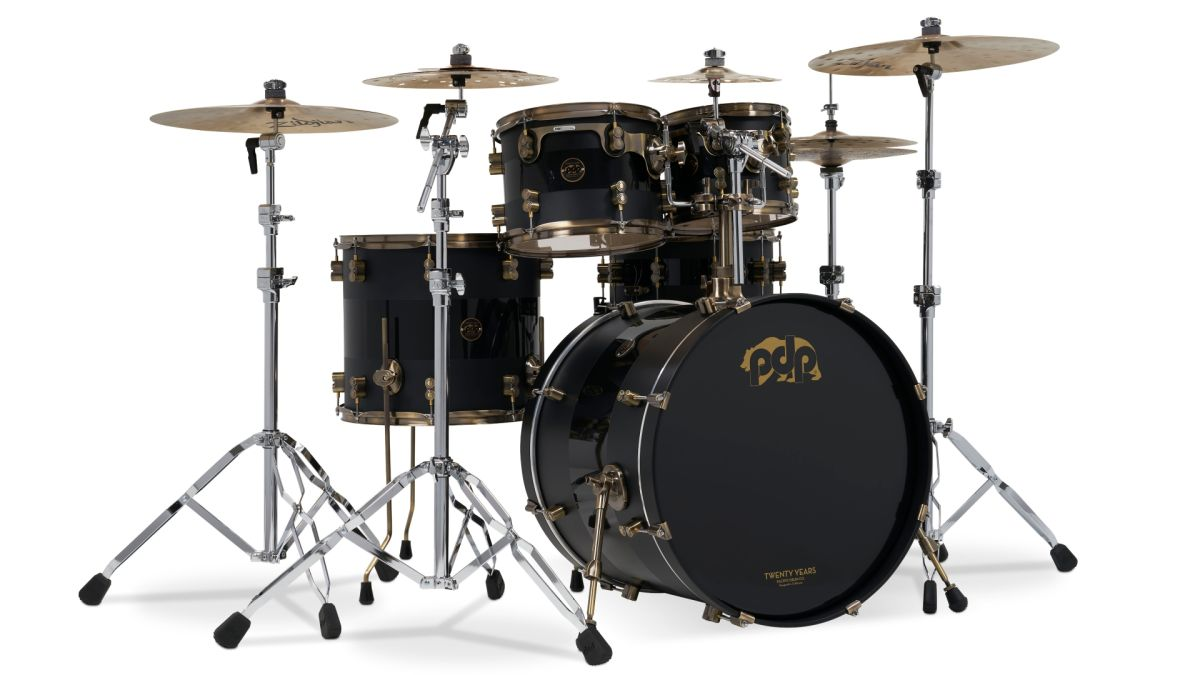 NAMM 2020: PDP marks 20 years with anniversary kit and snare
