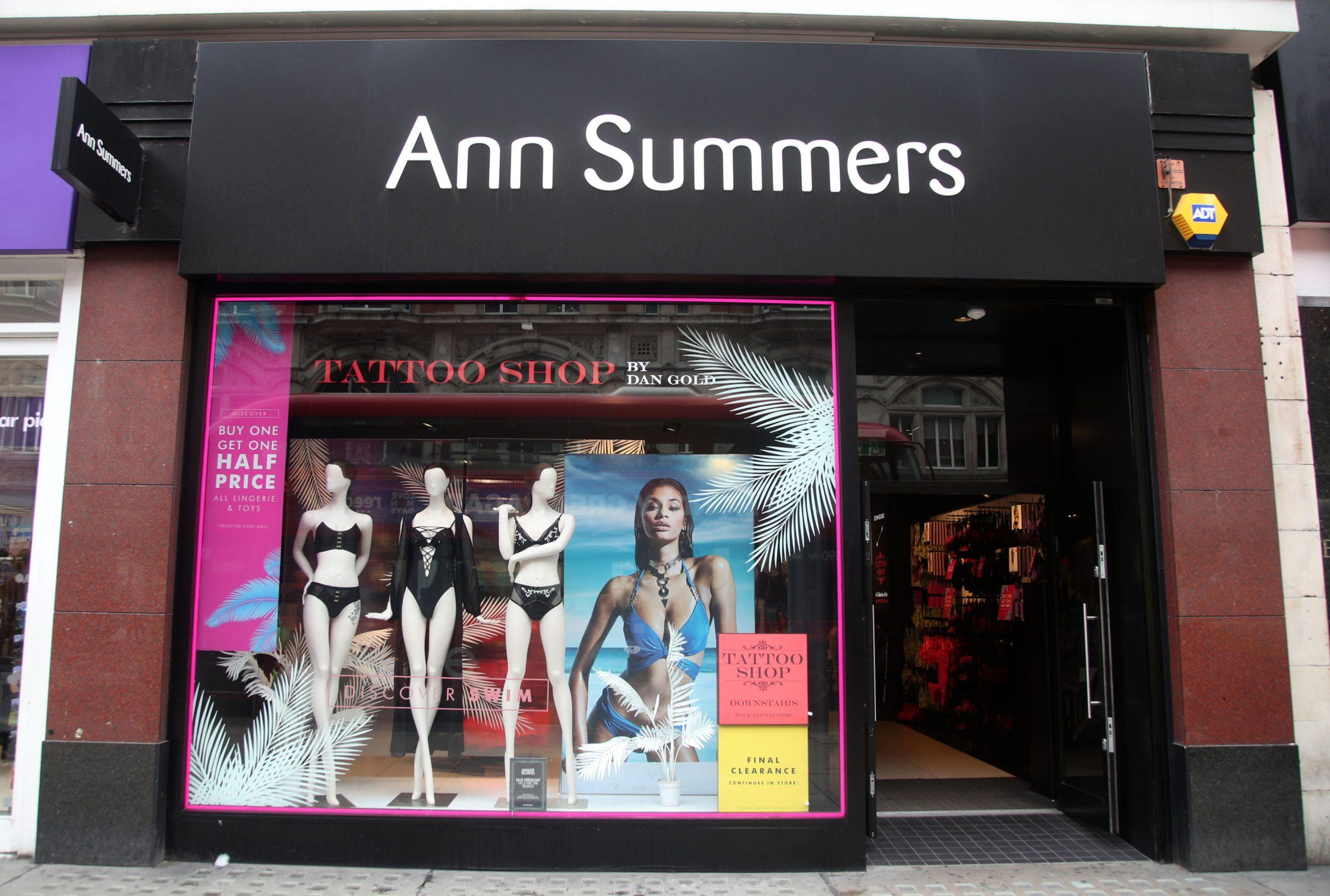 ann summer black friday