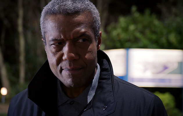 Holby City spoilers: Ric Griffin breaks the rules!