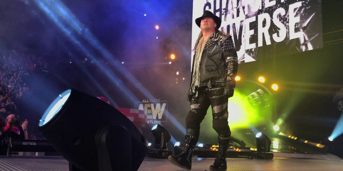 Chris Jericho in AEW