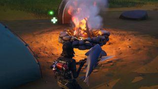 Fortnite Campfires